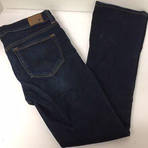 AEO Skinny Kick Jeans Size 10